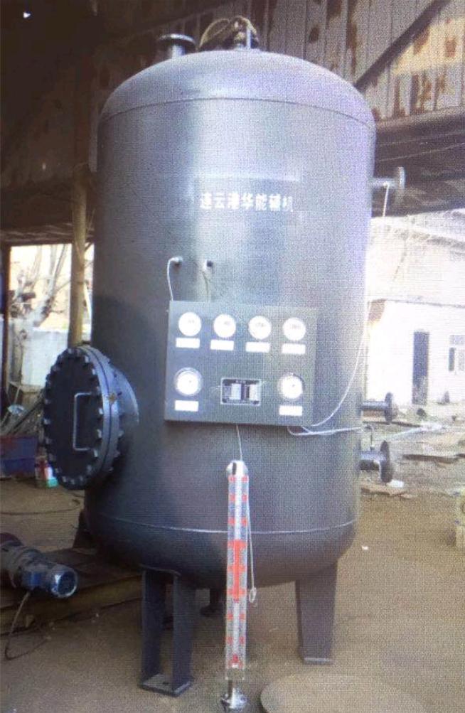 锅炉排污水收能装置