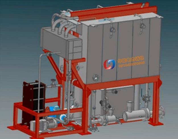 利用余热生产纯净水技术