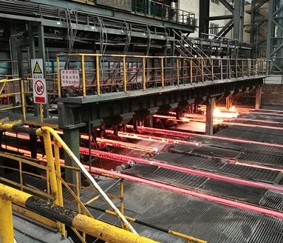 钢坯辐射热能回收利用